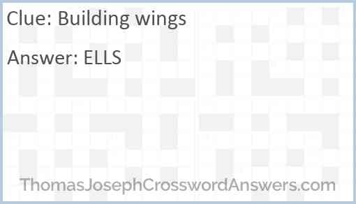 Building wings Answer