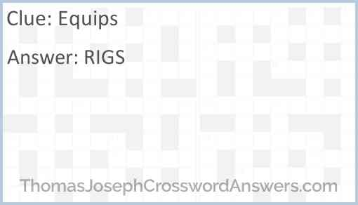 Equips Answer