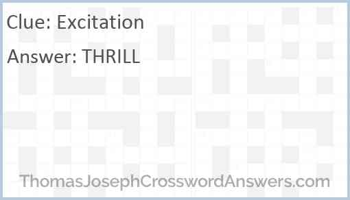 Excitation Answer
