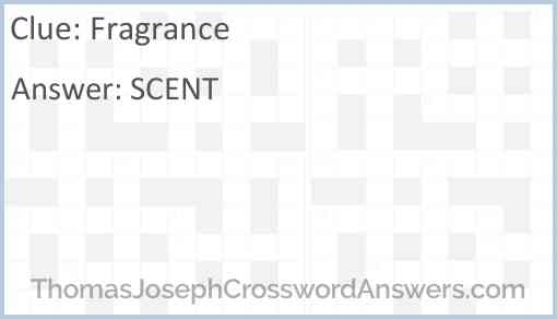 Fragrance Answer