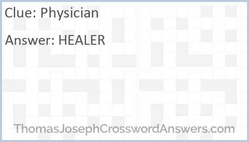 Physician Answer