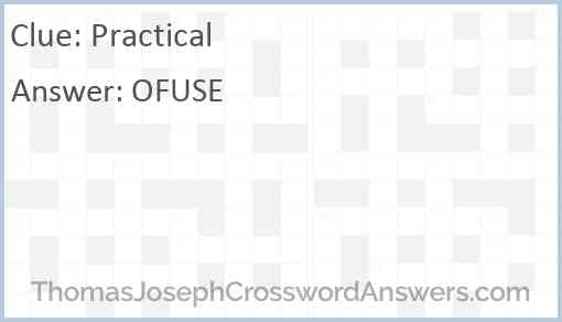 Practical Answer
