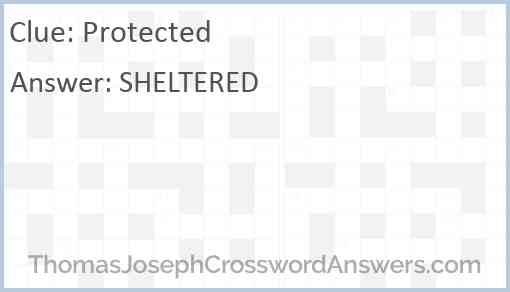 Protected Answer