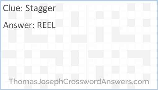 Stagger Answer